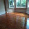 Amazing wood floor after resurfacing in London