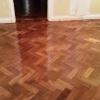 Outstanding surface after floor refurbishing in London