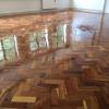 Lovely floor after floor polishing in London